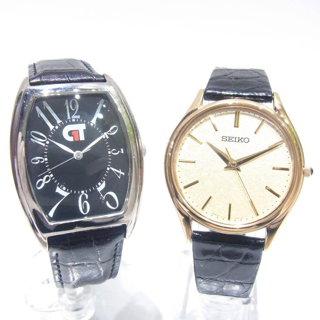 sports shoes 13eeb c62c2 セイコー シチズン 腕時計 お買取りさせていただきました ...