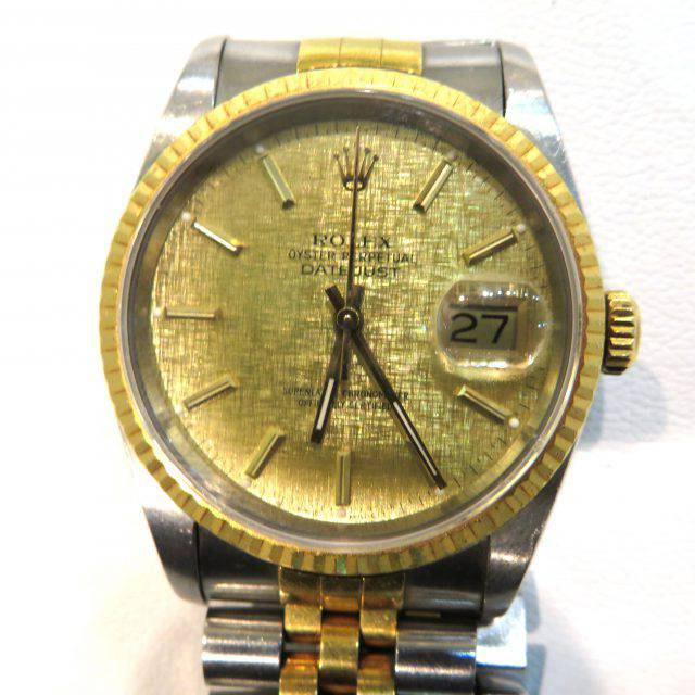 new arrival 42a62 a6656 ロレックスデイトジャストの時計を買取強化中です。 | 時計 ...