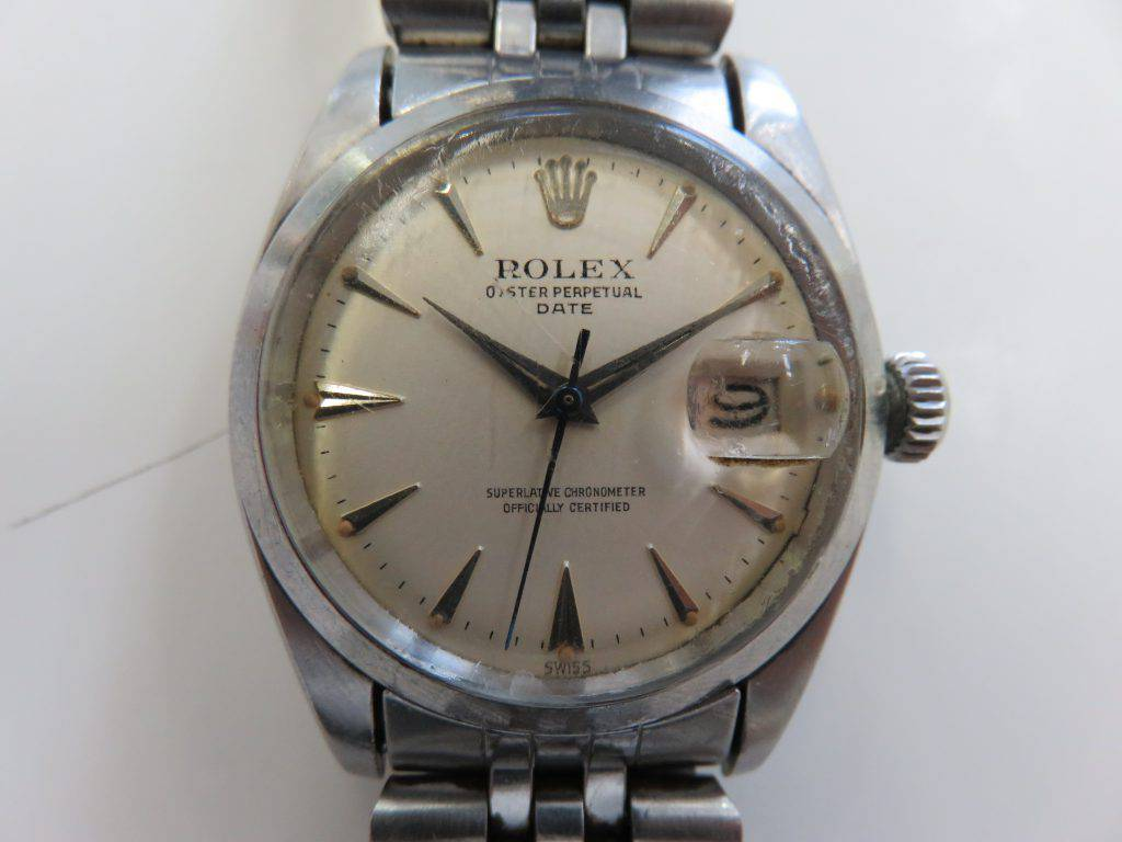 newest ceb29 fcecd ロレックス オイスター パーペチュアル デイト 1500 時計 腕時計 ...