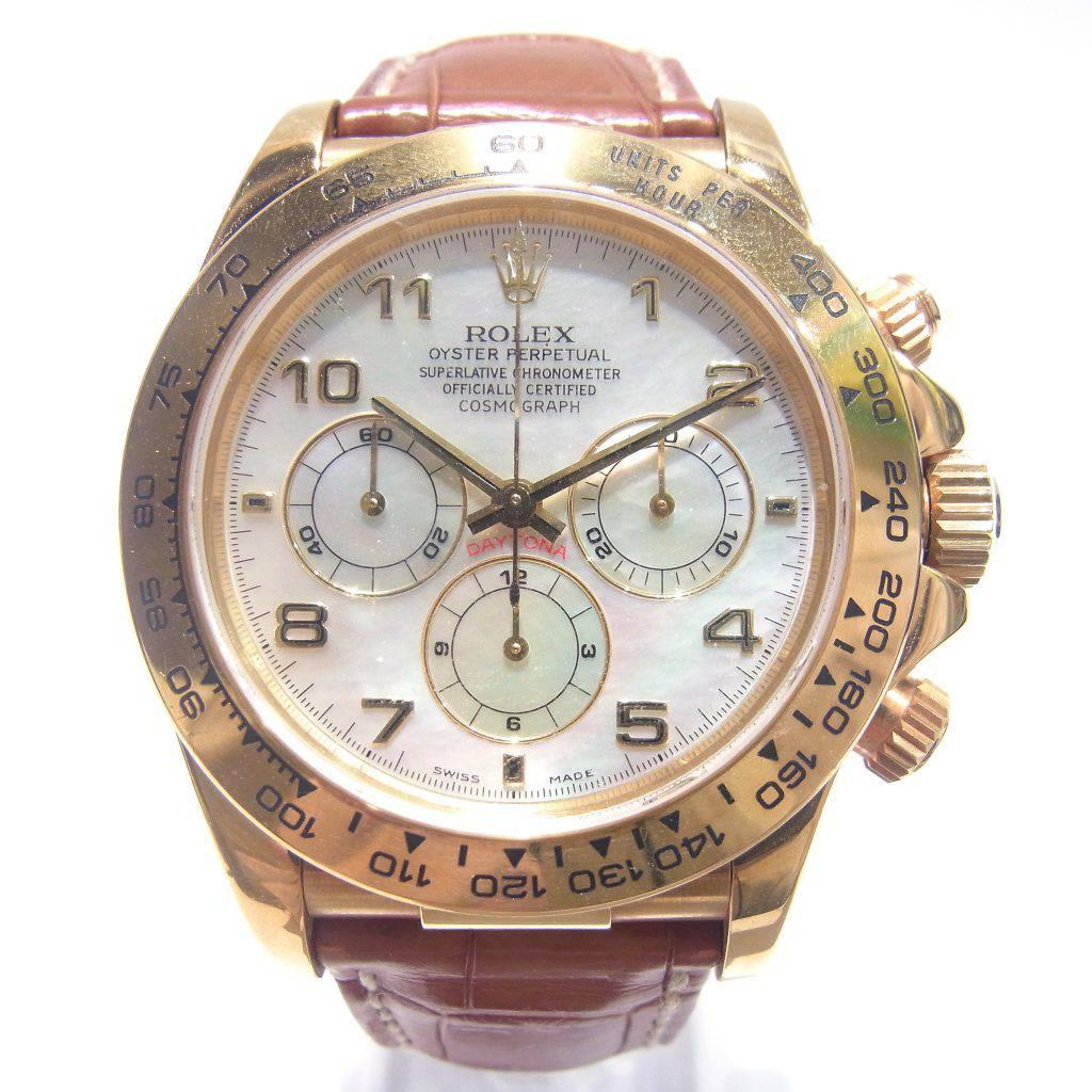 best service 768dd 52c27 ロレックス 16518 デイトナ、グランドセイコーの時計をお買取り ...